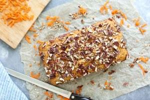 Carrot Honey Quick Bread Recipe
