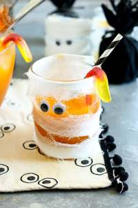 Mummy glasses Halloween