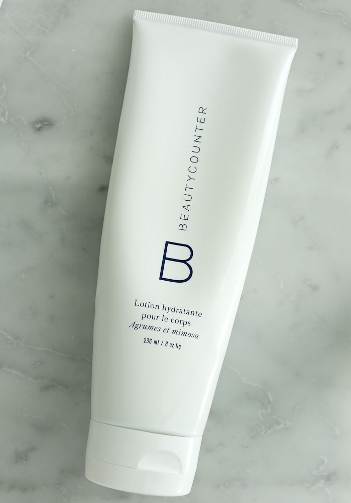Beautycounter lotion review