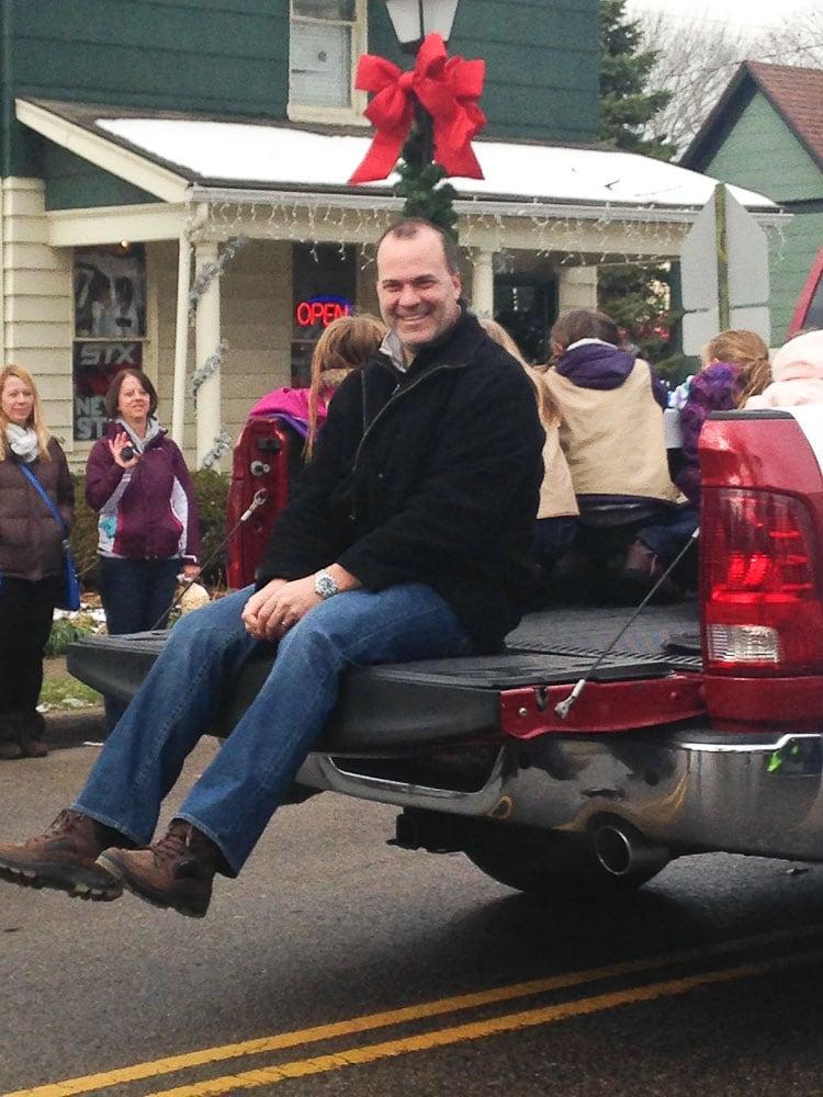 Ideas for Family Traditions for Chrismas-Holiday Christmas parade