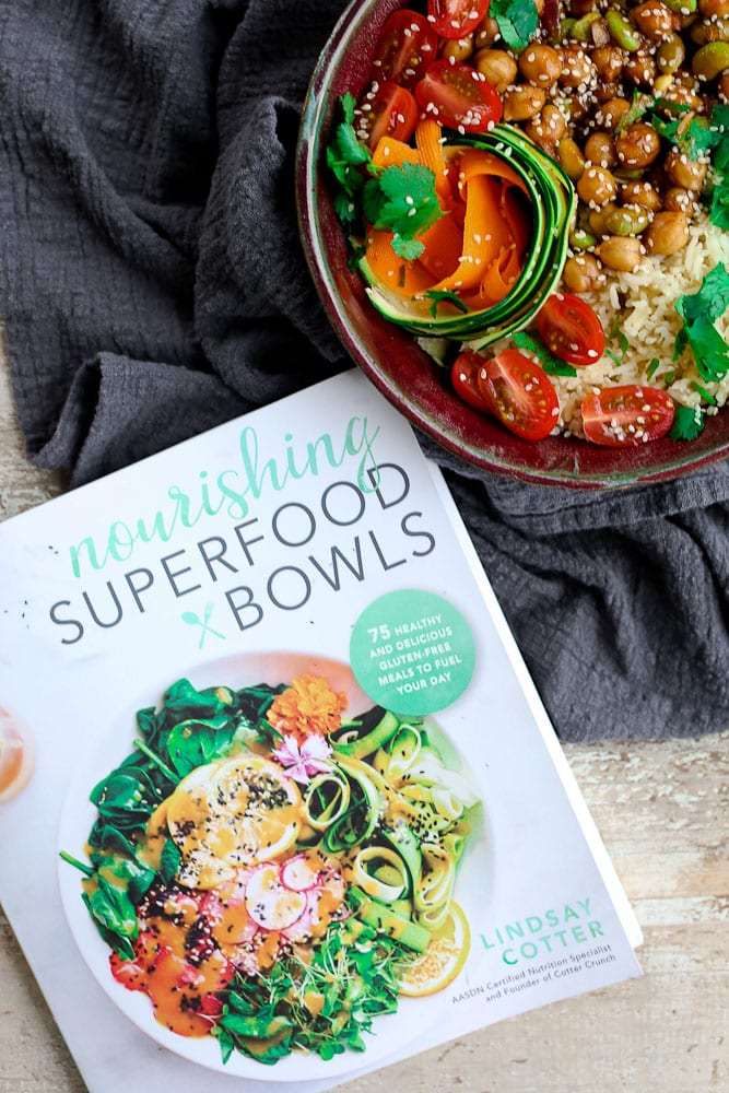 Nourishing Superfood Bowls Cookbook Korean BBQ Bento Bowl recipe