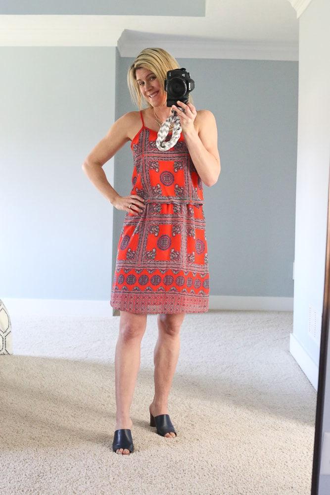 Stitch Fix Spring 2018-Pixley Mavis Dress