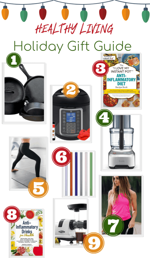 Gift Guide for Healthy Living Christmas Gift Ideas