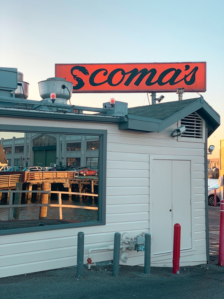 Scoma's at San Fransisco