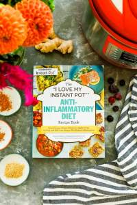 I Love My Instant Pot Anti-Inflammatory Diet Recipe Book preview of cover