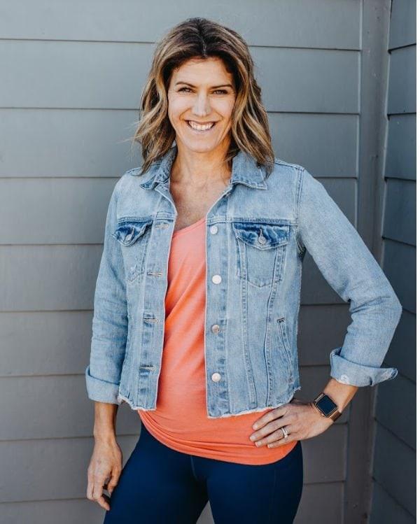 Maryea Flaherty of Happy Healthy Mama