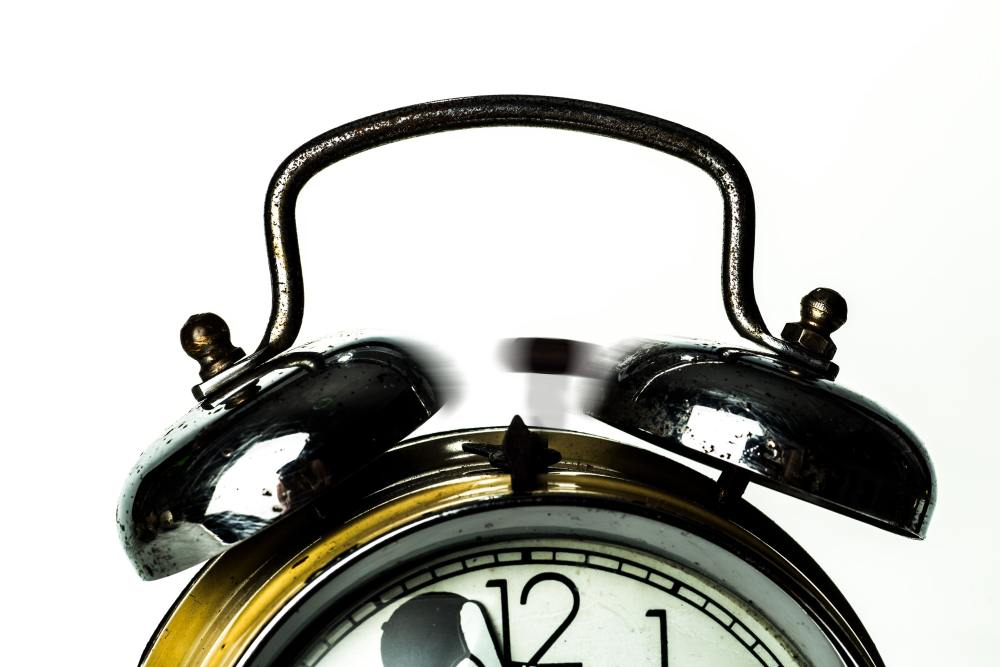 Alarm Clock for 24 Hours a Week Fasting