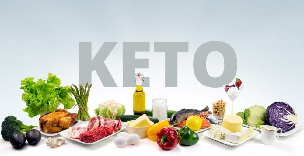 Keto and some Low Carb Food Options