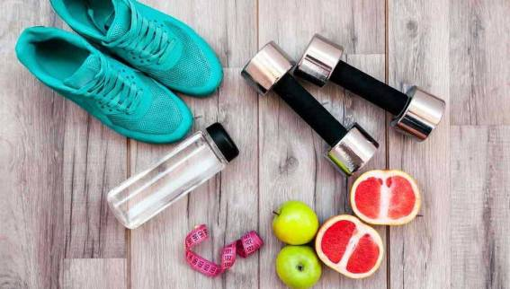 Workout Gear and Before and After Workout Snacks