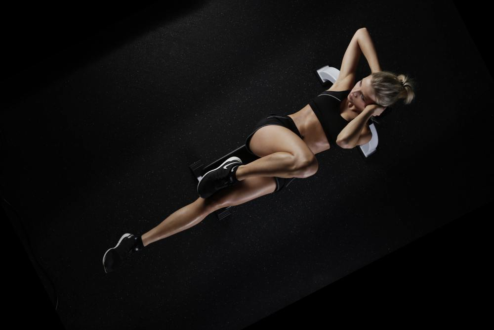 Crunches for Fat Loss