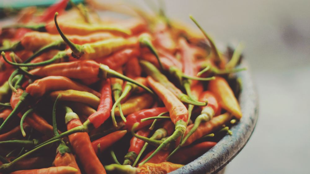 Spicy Food Boosts Your Metabolism