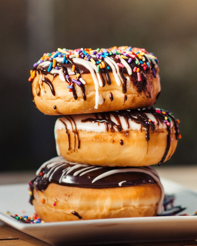 Doughnuts- Will a Cheat Day Ruin Your Diet