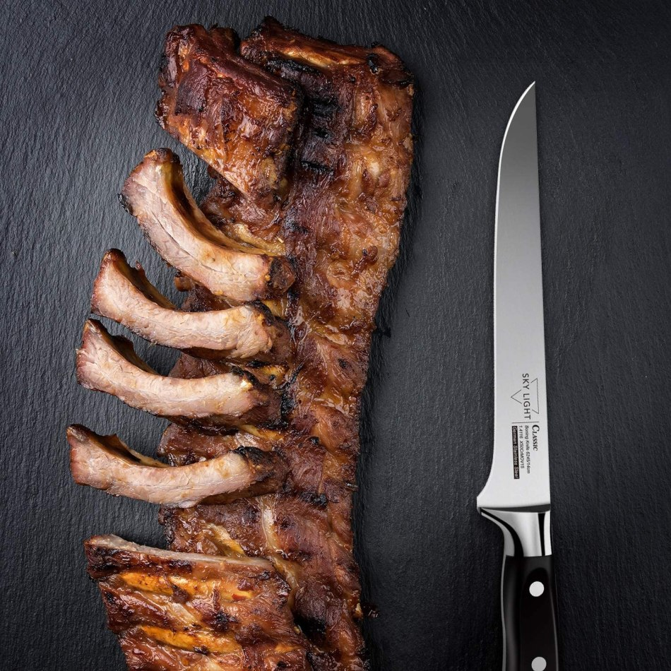 Boning Knife Essential Cooking Tools