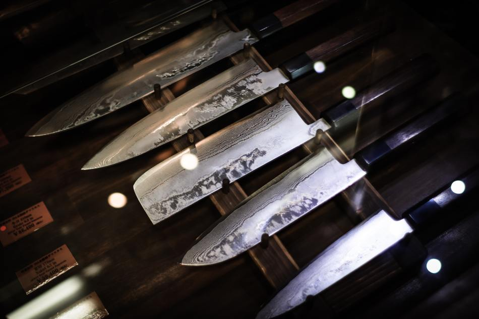 Essential Cooking Tools- Knife Set