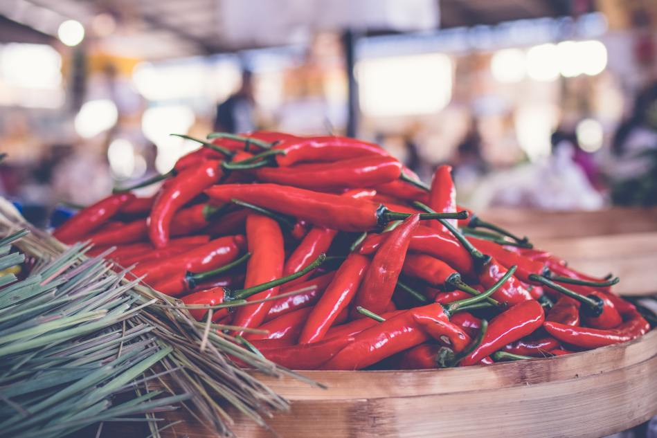 Common Cooking Ingredient Red Pepper Flakes