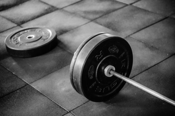 Weights On A Bar- How To Lift Weights At Home