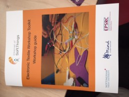 Guidebook to the kit for further workshops