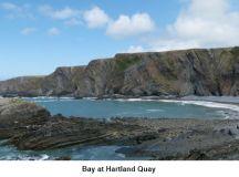 Hartland Point and Hartland Quay