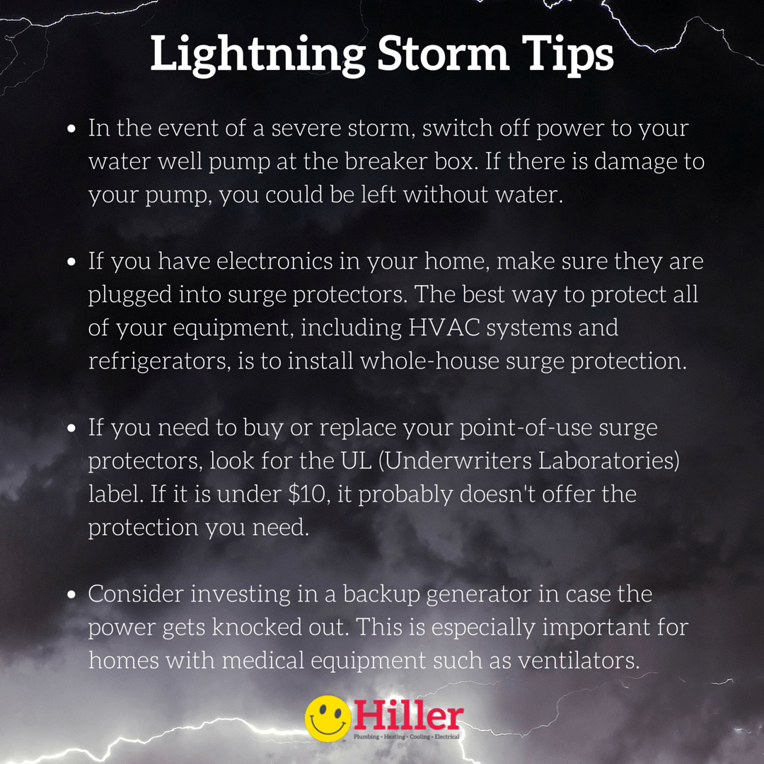 hight resolution of how to protect your home against lighting storm damage