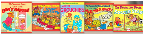 book A berenstein series