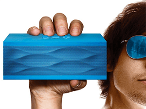 Jawbone JAMBOX Wireless Bluetooth Speakers Sweepstakes