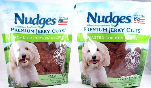 Nudges® Roasted Chicken Recipe Dog Treats Sweepstakes