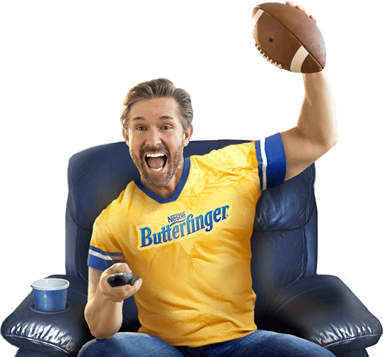 Nestlé USA BUTTERFINGER Armchair Quarterback Sweepstakes