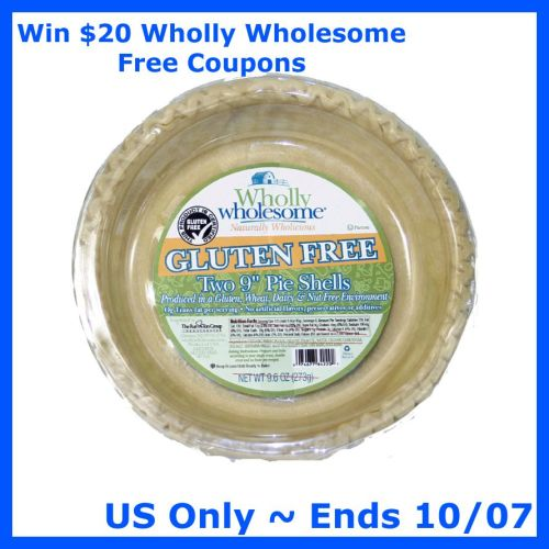 Wholly Wholesome Giveaway