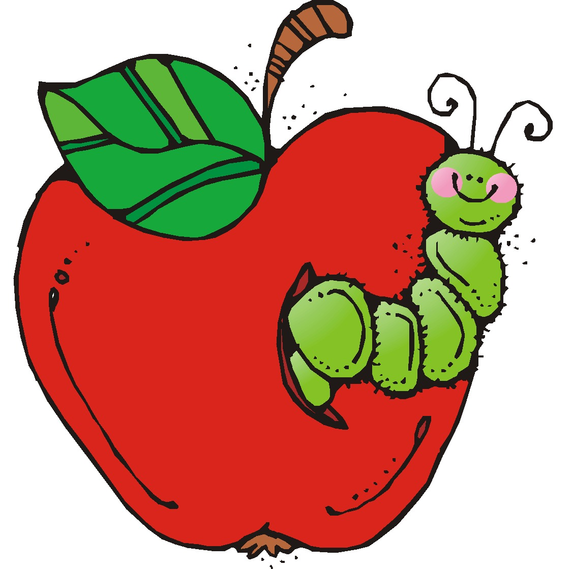 Image result for book apple worm,
