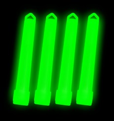 Five Fun Ways with Glow Sticks