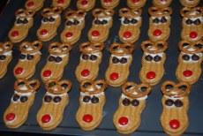 Christmas Nutter Butter Yummies