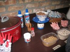 How to Create a Hot Chocolate Bar of Heaven!