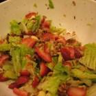 Sweetheart Strawberry Salad