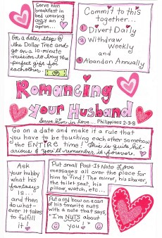 The 25 Days of Love Fun – Day 11: Romancing The Happy Hubby Part 1