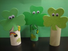 Shamrock Friends