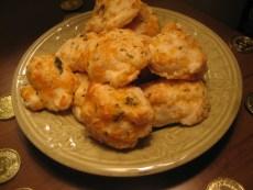 Recipe – Cheddar Biscuits