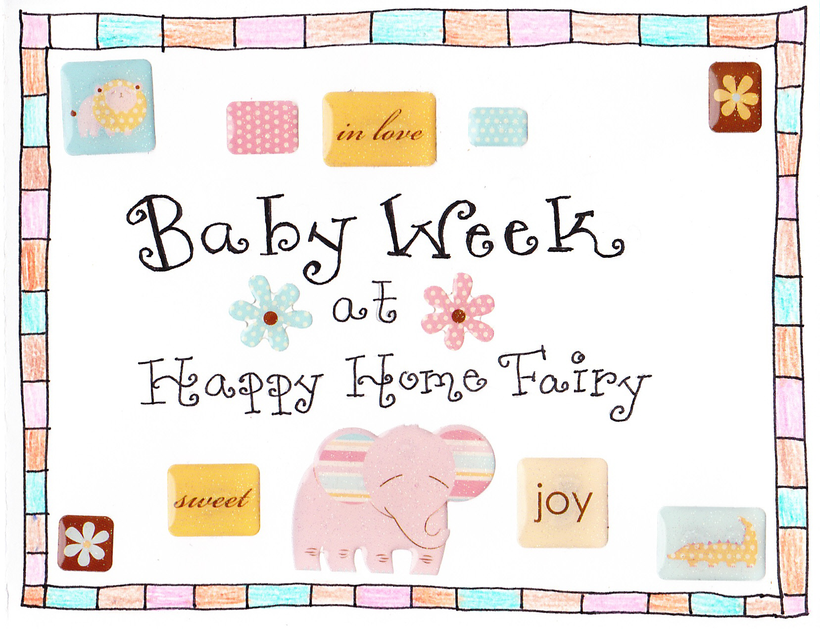 Super Fun Baby Shower Games - Happy Home Fairy