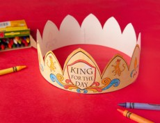 A Crown Fit for a King