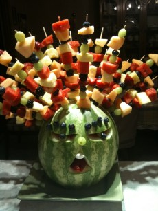 Mr. Fruit Head
