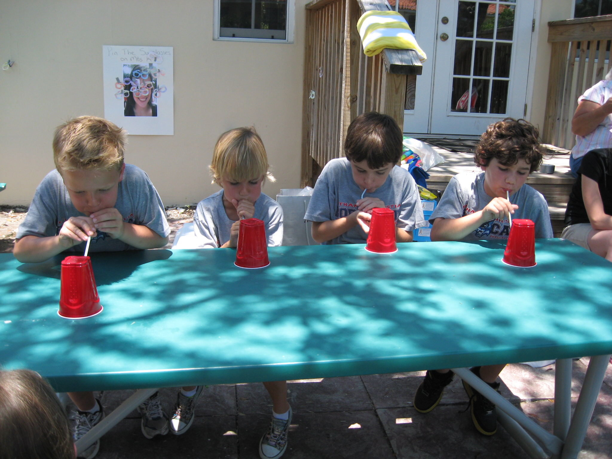 minute to win it games for summer fun happy home fairy
