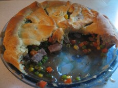 Recipe – Beef Pot Pie