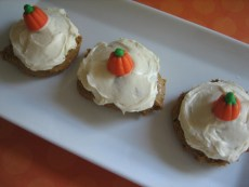 Recipe – Yummy Pumpkin Cookies