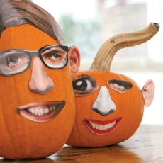 No Carve Pumpkin Decorating for Kids!