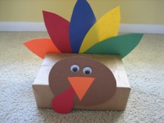 Turkey Box of Warm and Cozies
