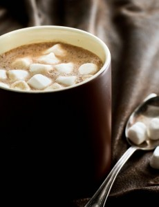 Mmmm… Hot Chocolate