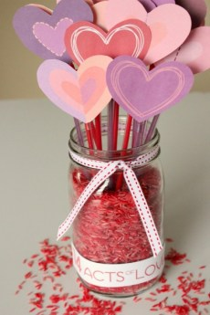 Valentine's Day Advent Ideas