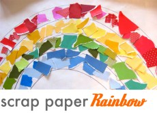 Rainbow Craft Ideas for St. Patrick's Day