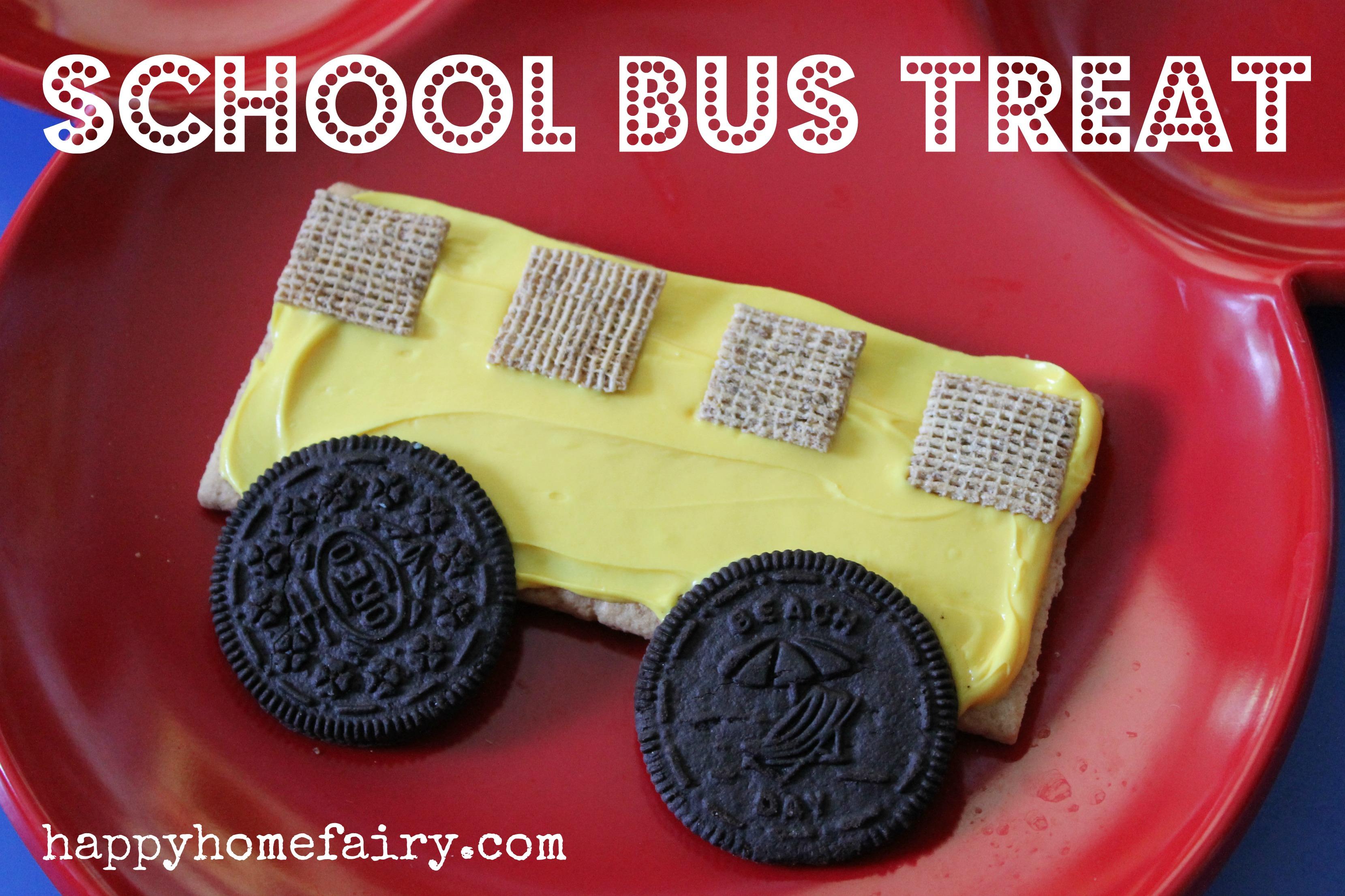 School Bus Sugar Rush