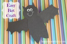 Easy Bat Craft