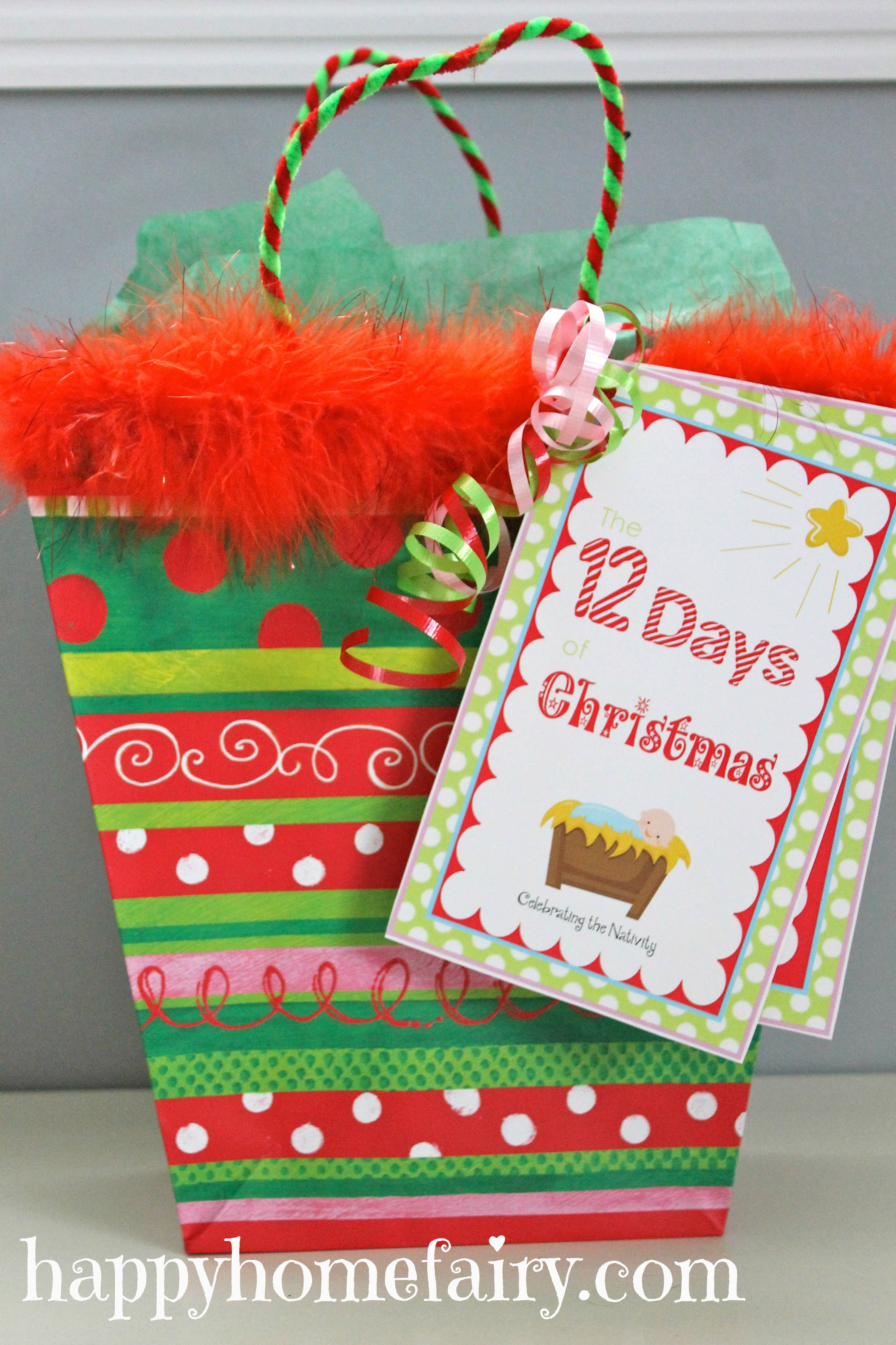 The 12 Days Before Christmas